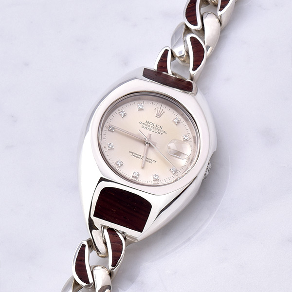 WATCH BRACELET WOOD