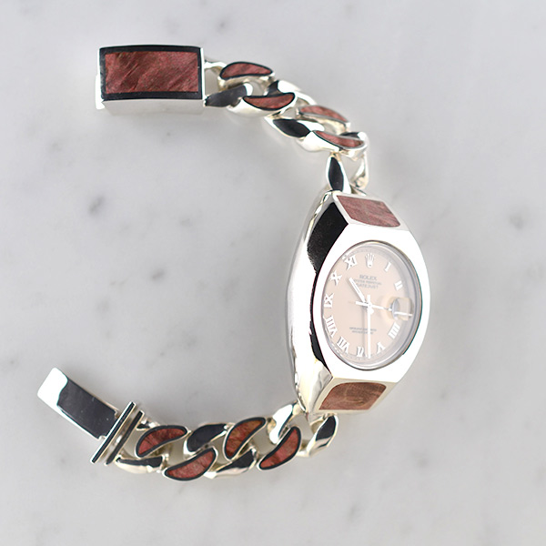 WATCH BRACELET WOOD 702