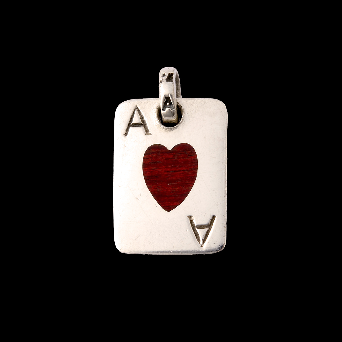 Ace Of Heart Wood